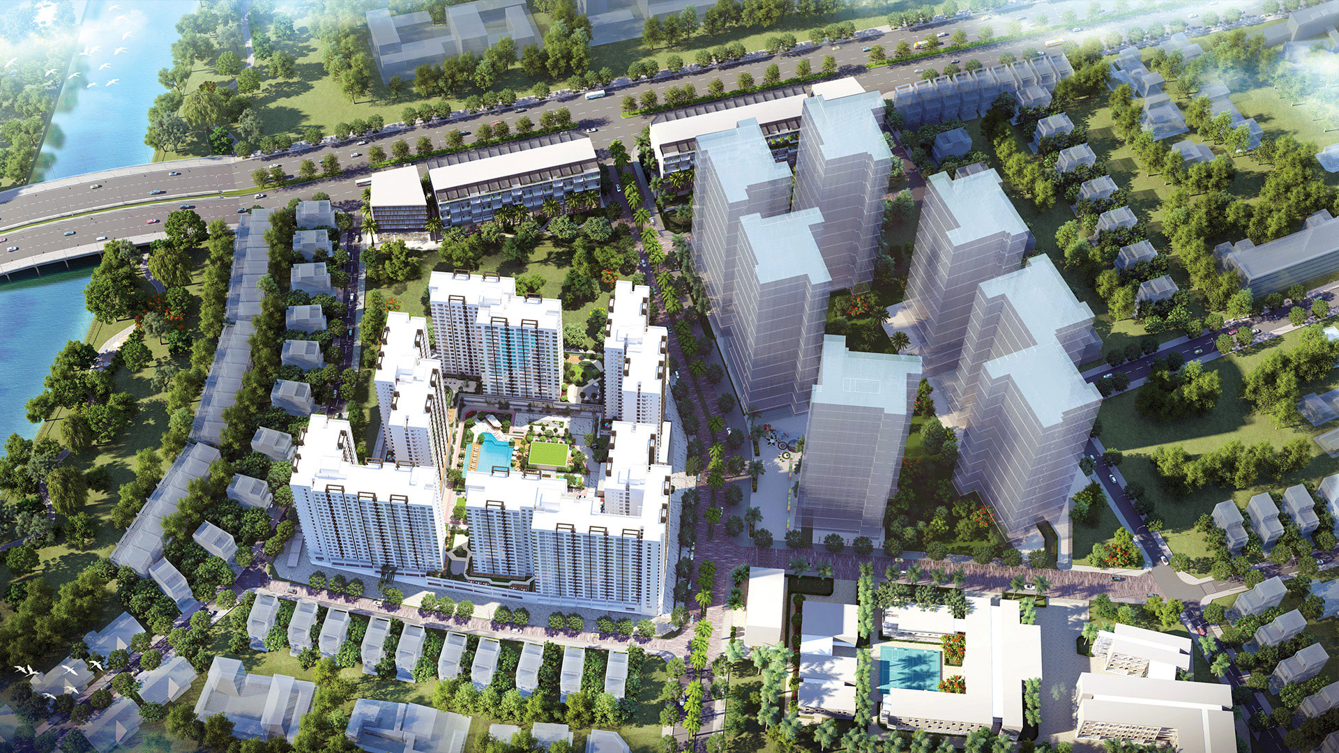 dự án asahi tower