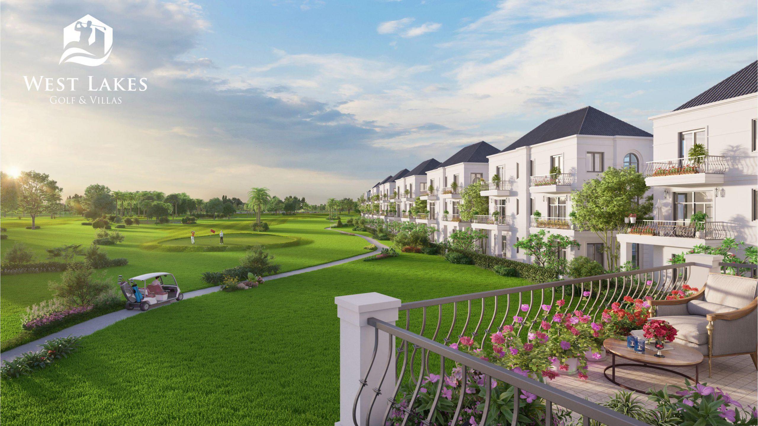 West Lakes Golf & Villas - Hưởng lợi từ quy hoạch kinh tế vùng