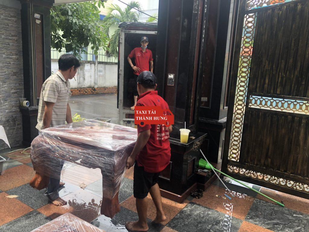 chuyển nhà thành hưng,Taxi tải Thành Hưng TPHCM hoạt động 24/7