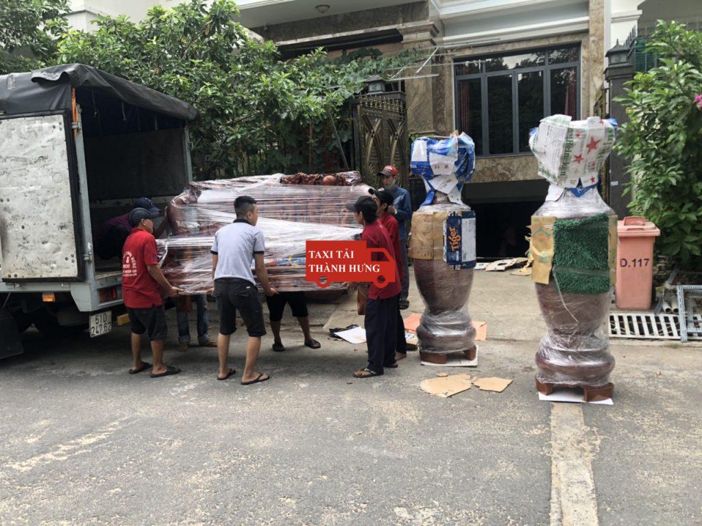 chuyển nhà thành hưng,Taxi tải Thành Hưng quận 6 hoạt động 24/7