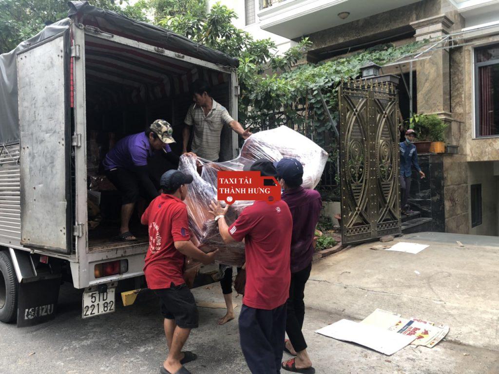 chuyển nhà thành hưng,Taxi tải Thành Hưng quận 4 hoạt động 24/7