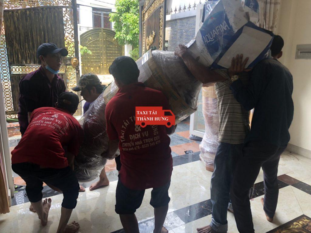 chuyển nhà thành hưng,Taxi tải Thành Hưng quận 12 hoạt động 24/7