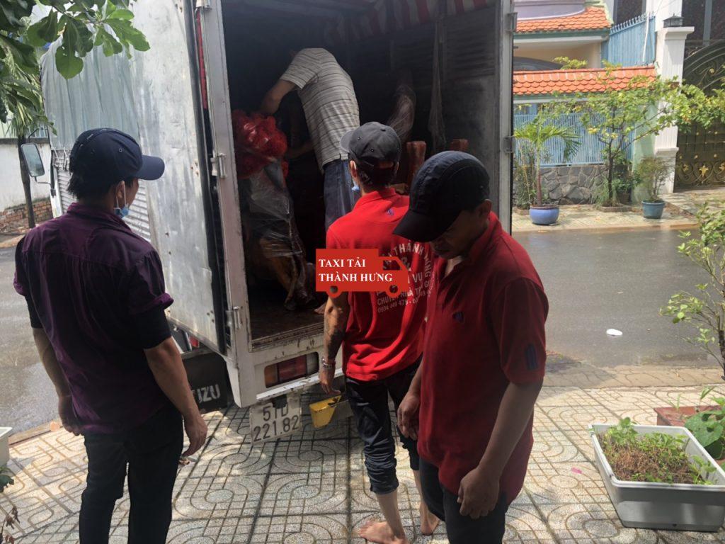 chuyển nhà thành hưng,Taxi tải Thành Hưng quận 11 hoạt động 24/7