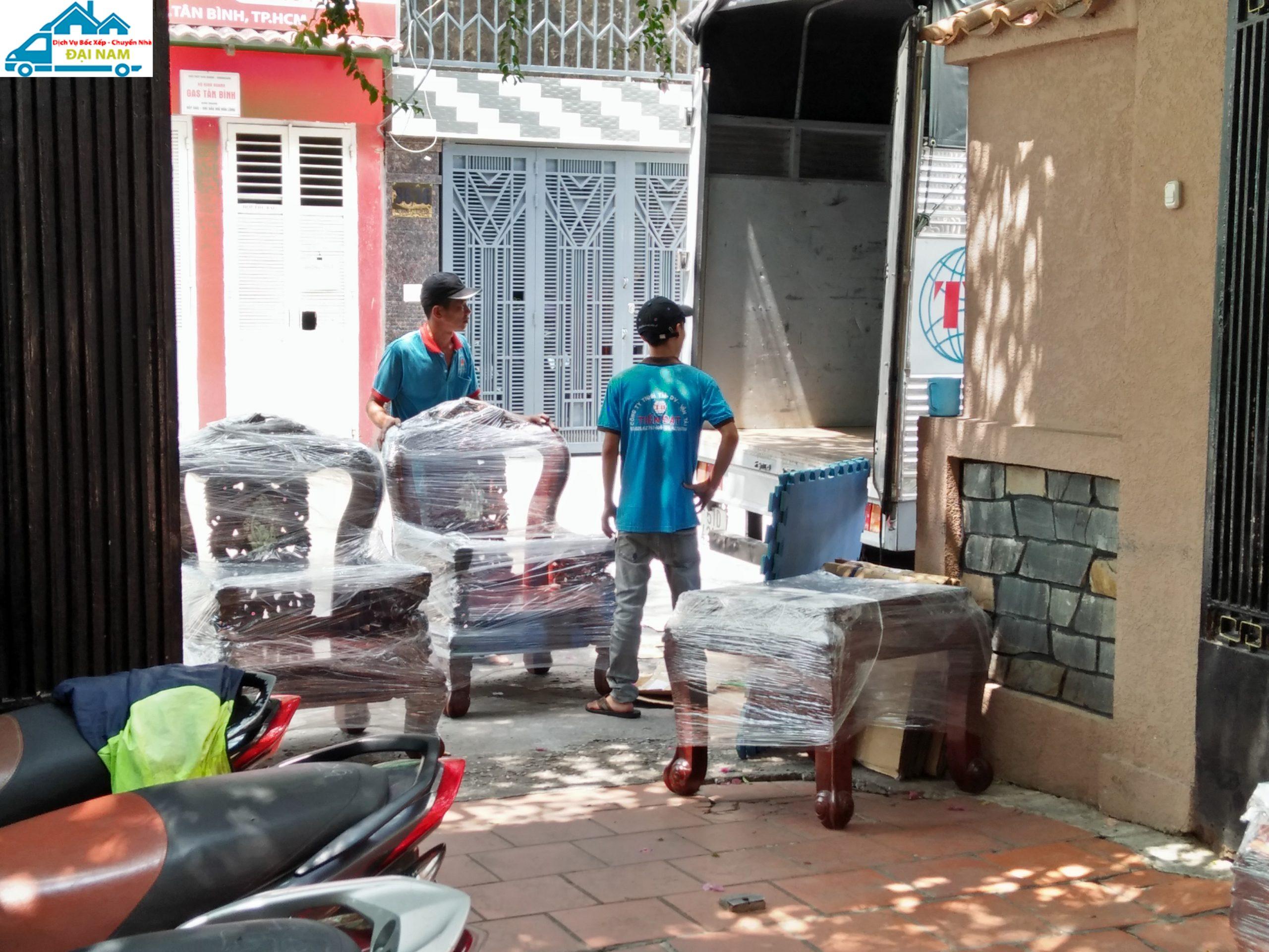 Công ty bốc xếp hàng hóa huyện Bình Chánh uy tín, chuyên nghiệp tại TP.HCM