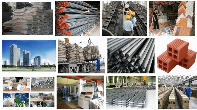 Top 10 công ty phân phối vật liệu xây dựng uy tín, giá rẻ năm 2020