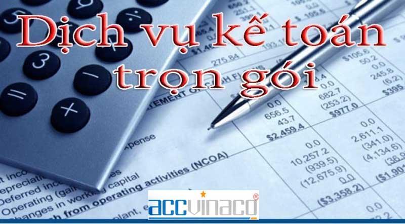 Giá Dịch vụ kế toán uy tín tại Huyện Củ Chi