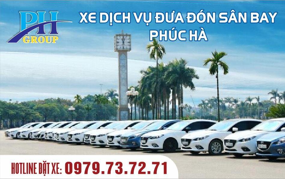 Dịch vụ Taxi tải Hà Nội - Chất lượng cùng Phúc Hà Taxi
